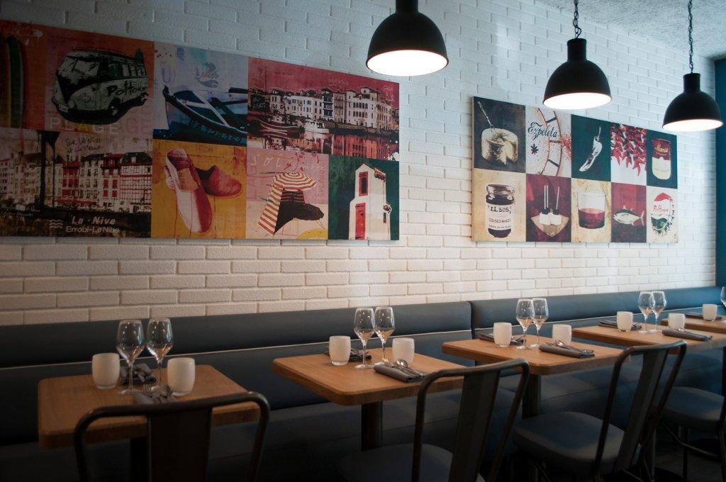 Pottoka, le restaurant parisien de Sébastien Gravé