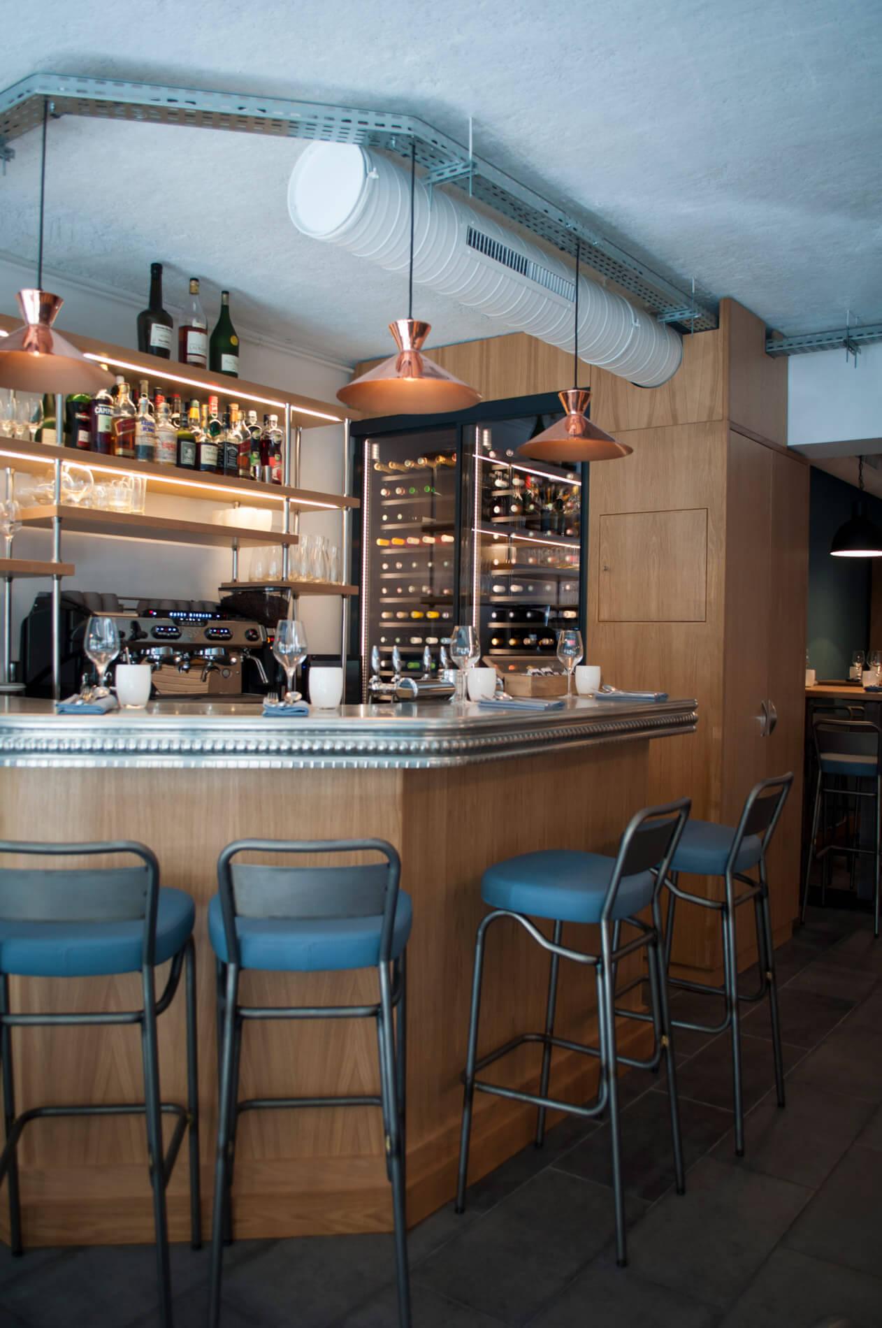 Pottoka, le bar où manger sur le pouce et boire un bon verre